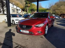 Mazda6 2.2 TD SKYACTIV-D Sport Tourer 5dr£7,750 ONE OWNER PERFECT RUNNER - Car4You DRIVE AWAY TODAY