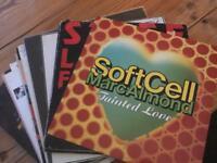 Various vinyls for sale