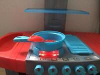 Musical Kids kitchen