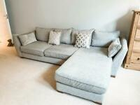 Grey Corner Sofa For Sale In Scotland Sofas Couches Armchairs Gumtree