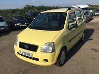 2006 SUZUKI R WAGON IN LOVELY CANARY YELLOW LONG MOT LOVELY DRIVER CHEAP RUNABOUT ANYTRIAL PX WELCOM