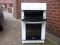 Electric cooker clean and tidy , reasonable condition ,