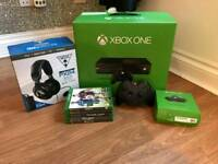 Xbox one games and turtle beach