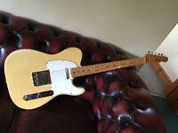 1971 Fender Telecaster Blond Maple Neck