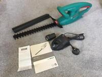 Cordless Bosch Hedge Cutter