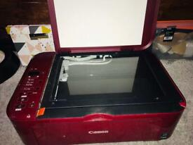 Works fine printer and scanner all in one £30