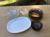 Pyrex ware