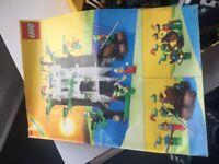 Rare vintage Lego 6077