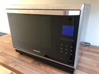 Panasonic NN-CF873S Combination Microwave Oven, Stainless Steel