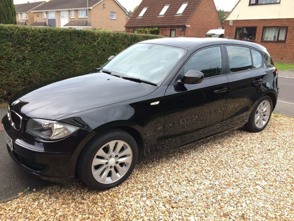 BMW 118d 5 door £30 road tax 5 door excellent condition 2 remote keys..