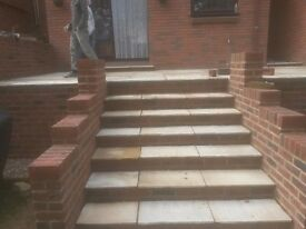 A bricklayer and general builder. All brickwork and hardlandscaping undertaken.