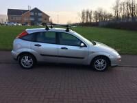 2001 FORD FOCUS 1.6 ZETEC / MAY PX OR SWAP