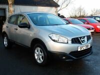 2011 nissan qashqai 1.5 dci visia only 82000 miles, motd august 2018 all cards welcome