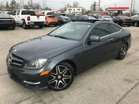2014 Mercedes-Benz C-Class C350 4MATIC / NAV / SPORTS PKG / AMG  Cambridge Kitchener Area Preview