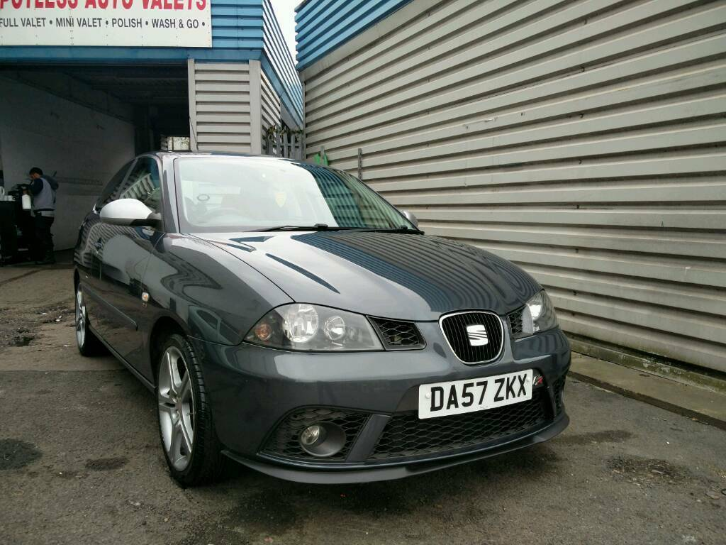 seat ibiza fr 1 9 tdi pd 2008 57 in hall green west midlands gumtree. Black Bedroom Furniture Sets. Home Design Ideas