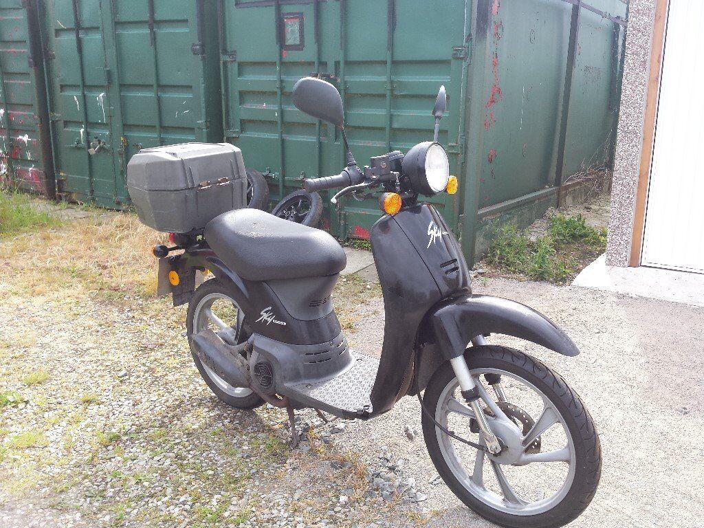 honda sky  sgx  moped scooter spares  repair cheap commuter  newcastle tyne  wear