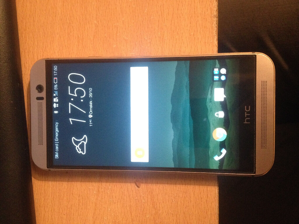 HTC One M9 for spares/repairin Ormskirk, LancashireGumtree - HTC One M9 silver/gold. Okay cosmetic condition. Has a few small cracks down the bezel, but screen is perfect. Has two issues Sim card reader doesnt work. Could be easy to fix. The camera also doesnt seem to work but was working fine until dropped so...