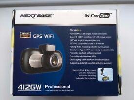 Nextbase 412GW Dashcam and 32GB Sandisk Ultra MicroSD Card