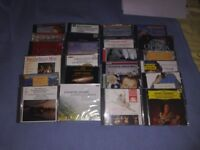 100 Assorted classical cds