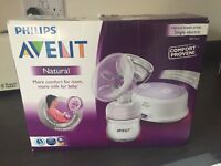 Avent electronic breast pump