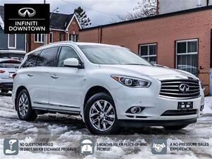 2015 Infiniti QX60 Premium Package with Navigation *No Accidents