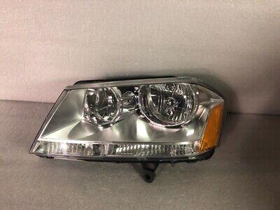 2008-2014 Dodge Avenger Driver Left Headlight 5116343AD OE