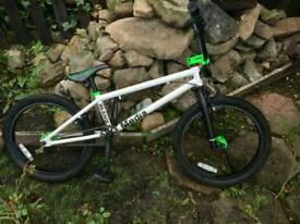Blank Media 2012 BMX Bike