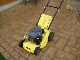 Challenge 40cm Self Propelled Petrol Mower - 129cc