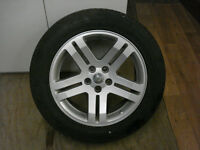 SET OF 18 INCH CHRYSLER 300C ALLOYS & TYRES
