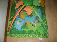 Fisher Price Rain Forest Playmat