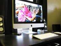 Apple iMac 21.5' 2.7GHz i5 Quad Core 8Gb Ram 1TB HDD Final Cut Pro X Adobe Premiere Davinci Resolve