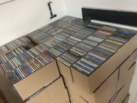 Wholesale Joblot 4000 CD Albums - Bigger Or Smaller Orders available