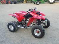 Honda TRX 400 EX quad