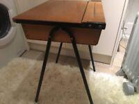Desk children's 'old fashioned'