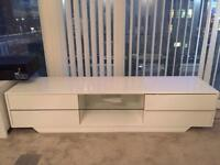 Tv stand with built in L.E.D lights