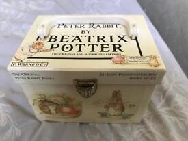Two Beatrix Potter Original Box Sets