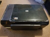 HP C4780 Wireless Printer/Scanner