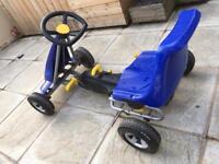 Kettler go cart