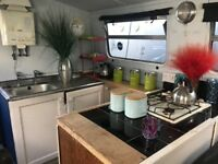 Project Widebeam Liveaboard Houseboat Narrowboat near London