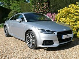 Audi TT S Line 230 S-Tronic. Comfort & sound package with B&O Electronic climate control, plus ..