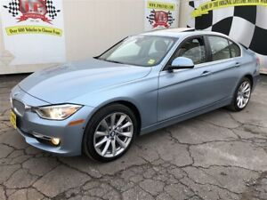 2014 BMW 3 Series 328i xDrive, Auto, Navi, Leather, Sunroof, AWD