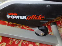 Power Glide Exercise Machine