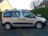 FINANCE ME!! NO VAT!! 2009 Citroen Berlingo M-SP XTR HDI 5 Seat multi purpose vehicle,Fully Loaded..