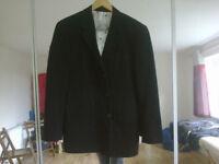 Seppälä black men's jacket