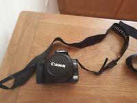Camera EOS 400D Digital SLR Camera + Accessories
