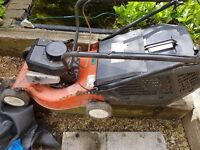Champion petrol mower for spares / repair