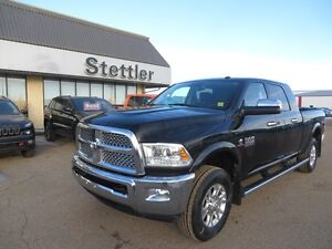 2015 RAM 3500 MC LARAMIE MEGA CAB!! DIESEL! NEW TIRES!! REDUCED!