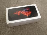 Sealed iPhone 6s 32gb Space Gray unlocked