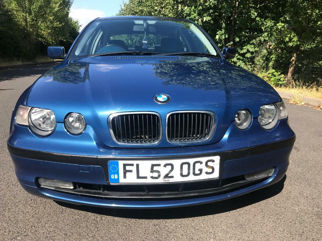 2002 BMW 3 Series 1.8 316ti ES Compact 3dr with MOT | Only 3 Keepers,