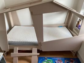 Children's Fun play bed